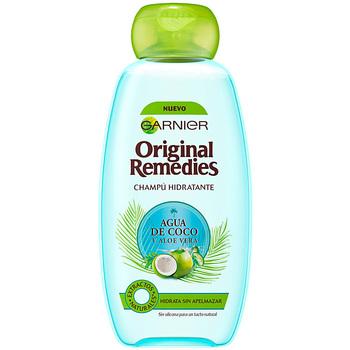 Bellezza Donna Shampoo Garnier Original Remedies Champú Agua Coco Y Aloe  300 ml