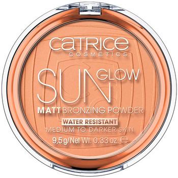 Bellezza Donna Blush & cipria Catrice Sun Glow Matt Bronzing Powder 035-universal Bronze 9,5 Gr