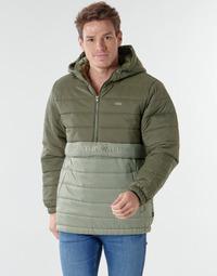 Abbigliamento Uomo Piumini Vans CARLTON PUFFER ANORAK II Verde