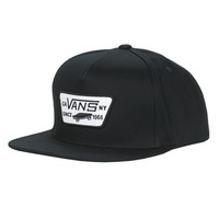 Accessori Uomo Cappellini Vans FULL PATCH SNAPBACK Nero