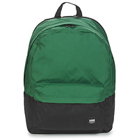 Borse Zaini Vans OLD SKOOL PLUS II BACKPACK Verde / Nero