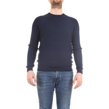 Abbigliamento Uomo Maglioni Gran Sasso 57186/28413 Blu