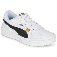 Scarpe Donna Sneakers basse Puma CALI VARSITY Bianco / Nero