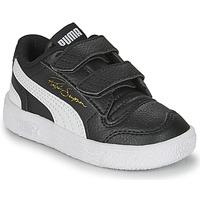 Scarpe Unisex bambino Sneakers basse Puma RALPH SAMPSON LO INF Nero / Bianco