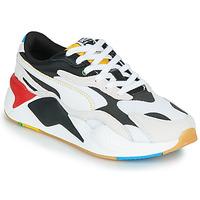 Scarpe Sneakers basse Puma RS-X3 Unity Collection Bianco / Nero / Rosso