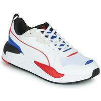 Scarpe Uomo Sneakers basse Puma X-RAY Bianco / Blu / Rosso
