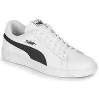 Scarpe Uomo Sneakers basse Puma SMASH Bianco / Nero