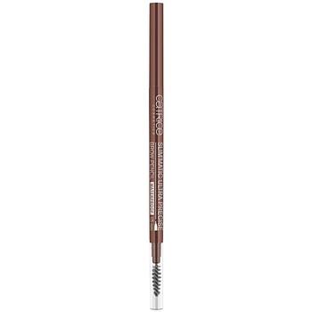 Bellezza Donna Trucco sopracciglia Catrice Slim'Matic Ultra Precise Brow Pencil Wp 040-cool Brown 0,05 g