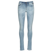 Abbigliamento Donna Jeans slim Replay HYPERFLEX BIO Blu / Medium