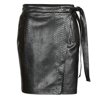 Abbigliamento Donna Gonne Replay W9829 Nero