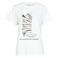 Abbigliamento Donna T-shirt maniche corte Replay W3509D Bianco