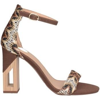 Scarpe Donna Sandali Exé Shoes RENATA-822 Marrone