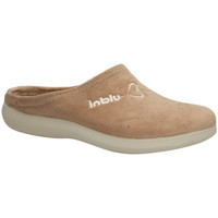 Scarpe Donna Pantofole Inblu ATRMPN-19294 Beige