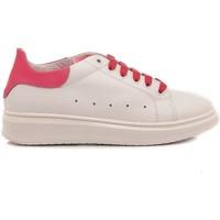 Scarpe Bambina Sneakers basse Chiara Luciani Chiara Luciani Sneakers Bambina 1909 Bianco-Fuxia bianco, fuxia