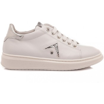 Scarpe Bambina Sneakers basse Chiara Luciani Chiara Luciani Sneakers Bambina 106 Bianco-Argento bianco, argento