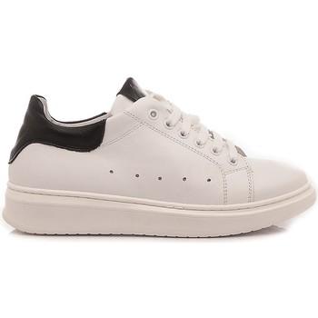Scarpe Bambina Sneakers basse Chiara Luciani Chiara Luciani Sneakers Bambina 1909 Bianco-Nero bianco, nero