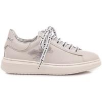 Scarpe Bambina Sneakers basse Patrizia Pepe Sneakers Bambina PPJ15.30 Bianco-Argento bianco, argento