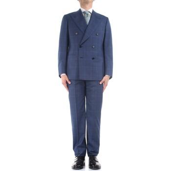 Abbigliamento Uomo Completi Cesare Attolini S20WA30 B12 Blu
