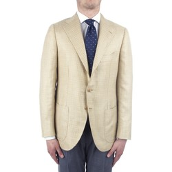 Abbigliamento Uomo Giacche / Blazer Cesare Attolini S20MA43 Giallo