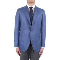 Abbigliamento Uomo Giacche / Blazer Cesare Attolini S20MA43 Blu