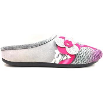 Scarpe Donna Pantofole Inblu ATRMPN-19313 Grigio