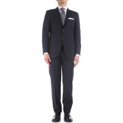 Abbigliamento Uomo Completi Kiton K06S12/36 Blu