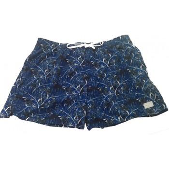 Abbigliamento Uomo Costume / Bermuda da spiaggia Emporio Armani EA7 Costume  uomo pantaloncino 902000 7P755 21435 Blu