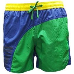 Abbigliamento Uomo Costume / Bermuda da spiaggia Emporio Armani EA7 Costume bagno   902000 6P742 verde Verde