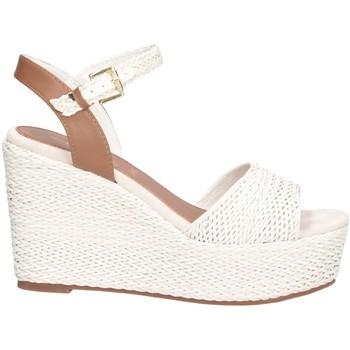 Scarpe Donna Sandali Sara Lopez SLZDSCSA0036 Sandalo Donna Bianco Bianco