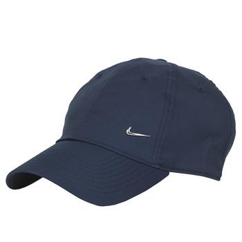 Accessori Cappellini Nike U NSW H86 METAL SWOOSH CAP Blu