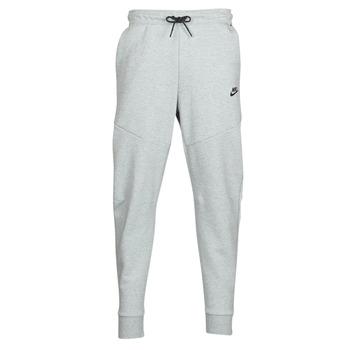 Abbigliamento Uomo Pantaloni da tuta Nike M NSW TCH FLC JGGR Grigio