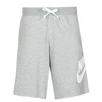 Abbigliamento Uomo Shorts / Bermuda Nike M NSW SCE SHORT FT ALUMNI Grigio