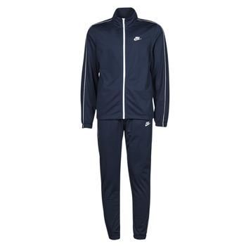 Abbigliamento Uomo Tuta Nike M NSW SCE TRK SUIT PK BASIC Blu
