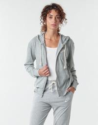 Abbigliamento Donna Felpe Nike W NSW GYM VNTG HOODIE FZ Grigio