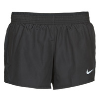 Abbigliamento Donna Shorts / Bermuda Nike W NK 10K SHORT Nero
