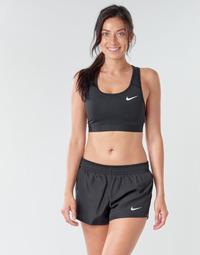 Abbigliamento Donna Reggiseno sportivo Nike NIKE SWOOSH BAND BRA NON PAD Nero