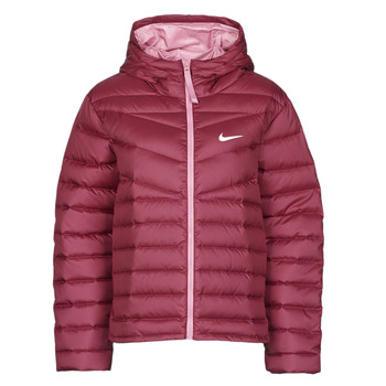 Abbigliamento Donna Piumini Nike W NSW WR LT WT DWN JKT Bordeaux