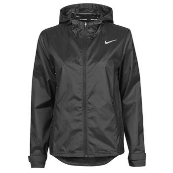 Abbigliamento Donna giacca a vento Nike W NK ESSENTIAL JACKET Nero