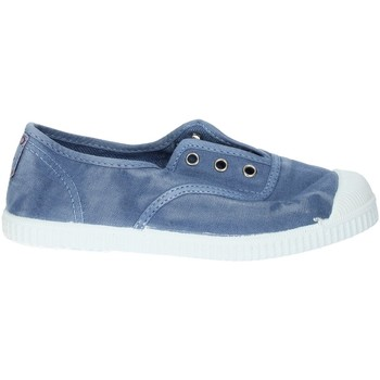 Scarpe Unisex bambino Sneakers basse Cienta 70777 JEANS