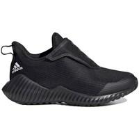 Scarpe Unisex bambino Running / Trail adidas Originals Fortarun AC K Nero