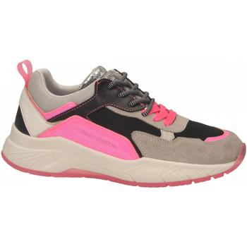 Scarpe Donna Sneakers basse Crime London  73-pink