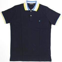 Abbigliamento Uomo Polo maniche corte Ferrante ATRMPN-19340 Blu