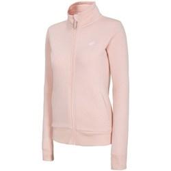 Abbigliamento Donna Felpe 4F BLD003 Rosa