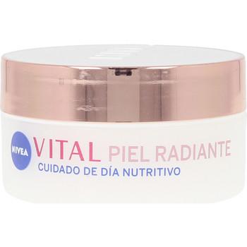 Bellezza Donna Idratanti e nutrienti Nivea Vital Radiante Cuidado Día Nutritivo  50 ml