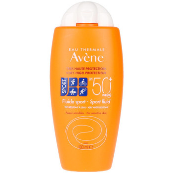 Bellezza Protezione solari Avene Solaire Haute Protection Fluide Sport Spf50+ 100 ml