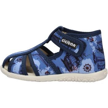 Scarpe Bambino Sneakers Balocchi - Gabbietta blu 10440 BLU