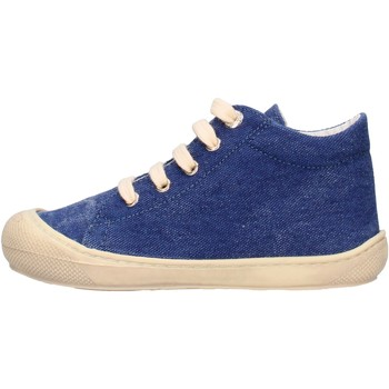 Scarpe Bambino Sneakers Naturino - Polacchino jeans COCOON-0C06 BLU