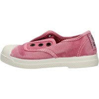 Scarpe Bambino Sneakers Natural World - Scarpa elast rosa 470E-603 ROSA