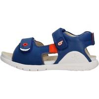 Scarpe Bambino Sandali Biomecanics - Sandalo azzurro 202181 AZZURRO