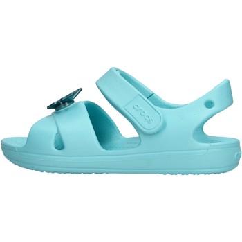 Scarpe Bambino Scarpe acquatiche Crocs - Classic cross celeste 206245-409 CELESTE